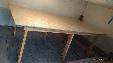29 объявлений   ЭЛЕКТРОНИКА: Закройный стол. Размер: длина 3 метра, ширина 1.75, высота 1 метр