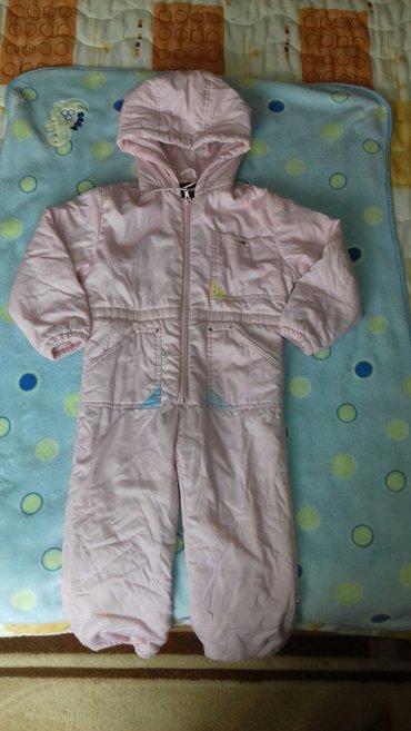 Ostala dečija odeća | Smederevo: Skafander za devojcice u odlicnom stanju,bez ostecenja. Velicina 116