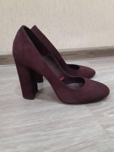 Женская обувь в Токмак: Туфли от Massimo Dutti, натуральная замша, размер 38