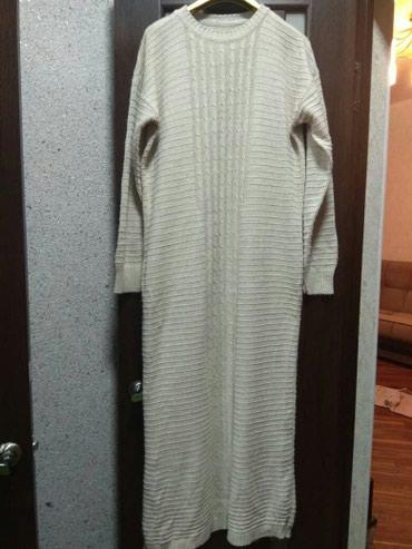 Продаю платье вязаное.в хор сост в Бишкек