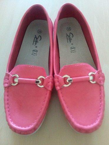 Cipele br. 38, roze boje. U odličnom stanju ( samo su jednom nošene )! - Belgrade