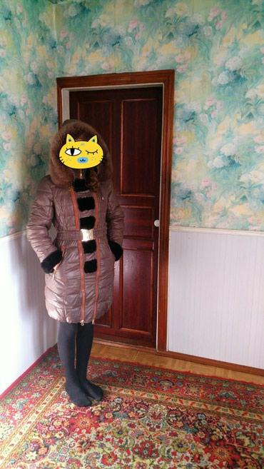 Продаю красивую зимнюю куртку, в Бишкек