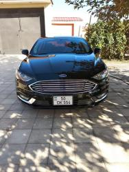 Bakı şəhərində Ford Fusion 2017