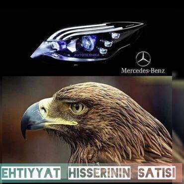 Mercedes benz ehtiyyat hisselerinin satisiMl GL G class S class E
