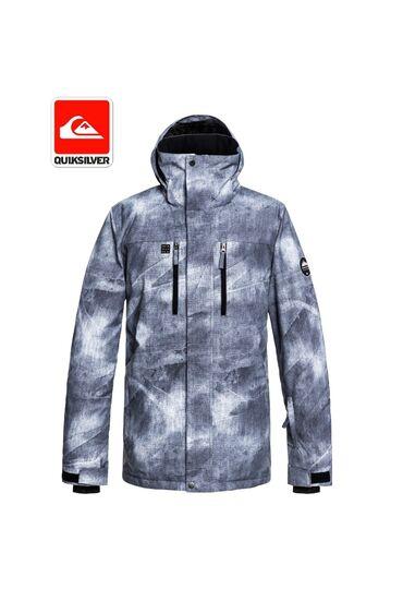 Личные вещи - Мыкан: Сноубордические куртки Quiksilver original производство ИндонезияЦена