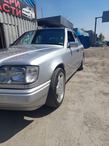 Mercedes-Benz E 320 3.2 л. 1995 | 250000 км
