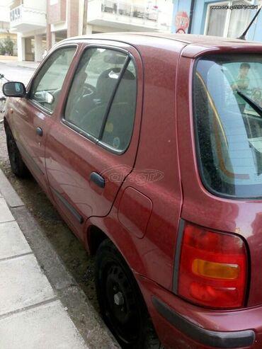 Nissan Micra 1 l. 1999 | 154000 km