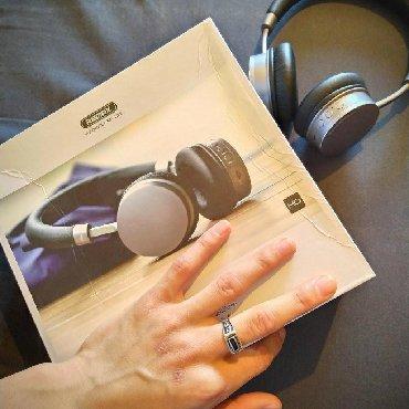 sony stereo bluetooth в Кыргызстан: Продаю Bluetooth наушники Удобные в использовании и главное качество з