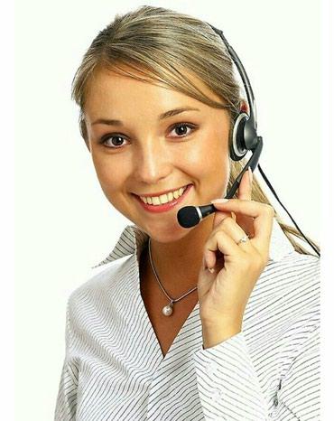 Требуется оператор в call-центр для в Бишкек