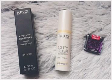 Kiko City Filter Prajmer sa zaštitnim faktorom SPF50. Lagana posebno - Pancevo
