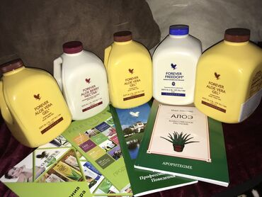 dezodorant aloje vera в Кыргызстан: Биологически активные добавки к пище.  Forever Aloe Vera Gel  Forever