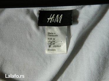 Nova H&M majica kratkih rukava, vel. M - Sabac
