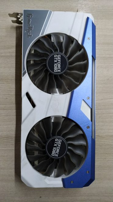 Продаю Palit Geforce GTX1080 Gamerock 8GB 256 bit 20500 сом в Кант