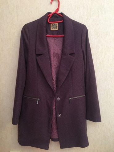 Bakı şəhərində Весеннее пальто. Одевалось 1 раз. 45 %