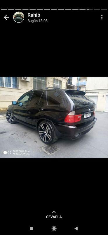BMW - Model: X5 - Azərbaycan: BMW X5 4.4 l. 2003