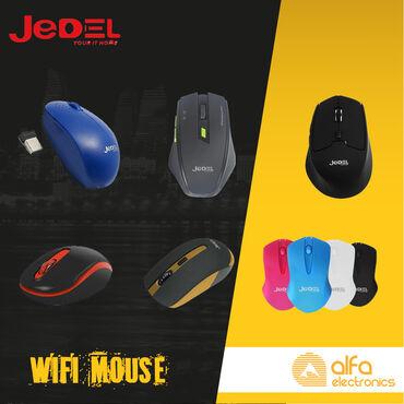 Nagilsiz kompüter siçanları, Wifi MouselarJedel W120 Naqilsiz wifi