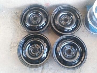 железные диски на 15 в Кыргызстан: Железный R15 диска для Лачетти цена 6000сом адрес город ош