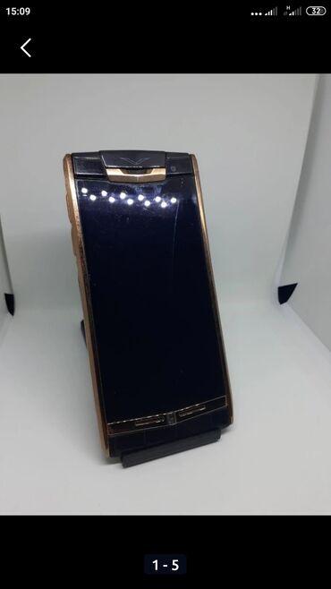 sim karta dlja iphone 5 в Кыргызстан: Продаю телефон VERTU SIGNATURE TOUCH. Лучшая копия ААА, в хорошем
