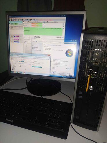 Odličan HP Intel i5 3570 3.4GHz/4GB/500GB/USB 3.0/Orig.Win. Mali HP