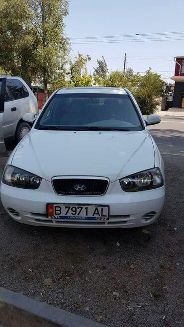 Hyundai Elantra 2 л. 2003