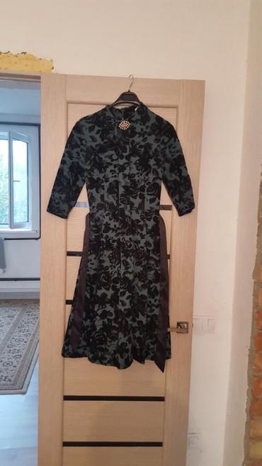 женская платья размер 44 в Кыргызстан: Платье женское. пр-во Турция. состояние отличное. размер 44