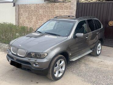Транспорт - Кыргызстан: BMW X5 4.4 л. 2005   250 км