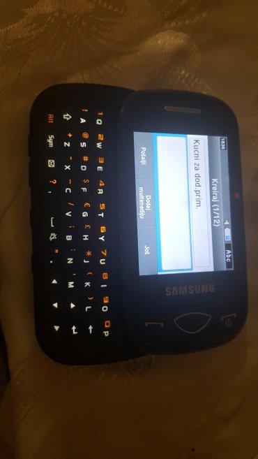 Samsung i8910 omnia hd gold edition - Srbija: Samsung b3410