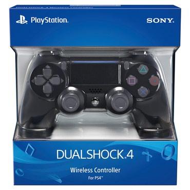 Джойстики на Sony PS4 (PlayStation 4) новые в упаковке в Бишкек
