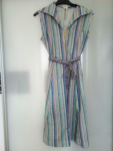 Vintage haljina iz sedamdesetih godina. Ocuvana, materijal poliester, - Belgrade