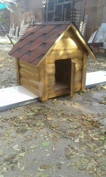 Вольеры, будки для собак любой породы в Бишкек - фото 2