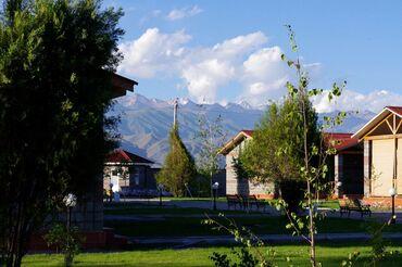 коттеджи на иссык куле в аренду в Кыргызстан: Продается частный функционирующий пансионат «Курортная деревенька» на