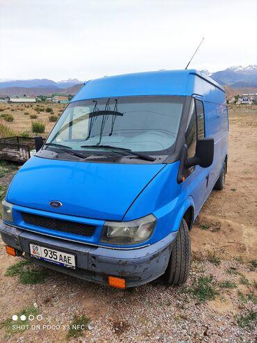 продажа авто форд транзит в Кыргызстан: Ford Transit 2 л. 2002