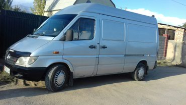 Mercedes-Benz Sprinter 2002 в Бостери