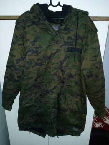 Prodajem Zara musku zimsku jaknu dugu. Original. Kupljena pre mesec - Belgrade