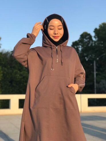 платья рубашки оверсайз в Кыргызстан: ️NEW COLLECTION️Двойки со штанамиТкань: Двухнитка отличного