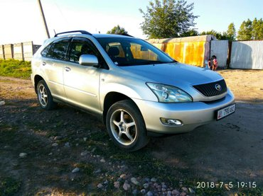 Toyota Harrier 2004 в Кант