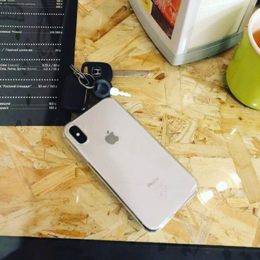 Iphone X 64 gb white в Бишкек