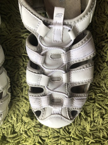 Skechers sandale patike, kao nove, nosene dva puta - Beograd - slika 2