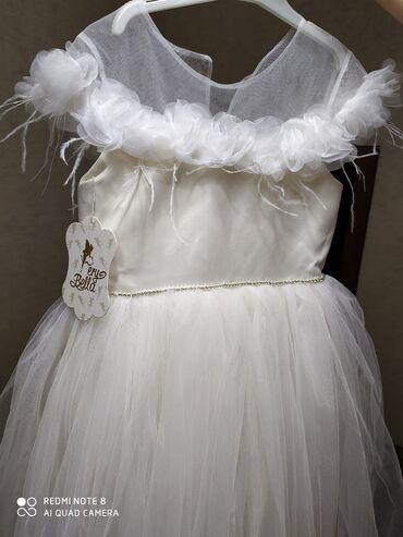 baby care в Кыргызстан: Платье абсолютно новое, качество отличное (7-8 лет)