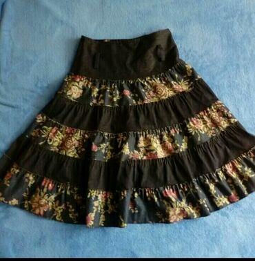 Teksas suknja ob.struka 66cm