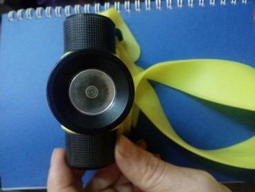 Продаю подводный налобный фонарь. 800 сом. в Бишкек