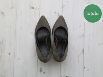 Женские туфли лодочки, р. 36 Высота каблука: 6,5 см Состояние очень хо