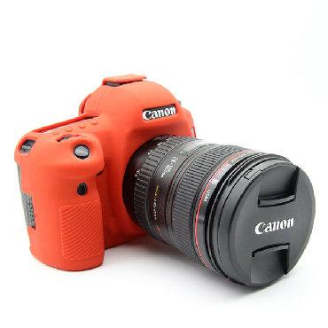Canon 5D mark III rezin qoruyucu yenidir canon 5d mark 3 5d 3 cover