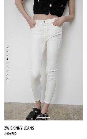 Zara premium skinny. Velicina 38. Nove sa etiketom