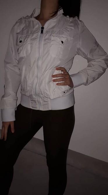 RANG jaknica u sneg beloj boli, velicine L - Kraljevo