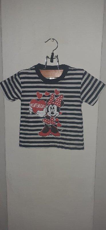 Zenski tricetvrt - Srbija: Nova majica za devojcice, bila je mala kad je kupljena. Velicina 2
