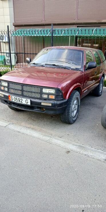 Chevrolet - Шопоков: Chevrolet Blazer 3.2 л. 1997   200000 км