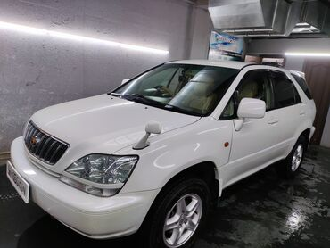 Toyota Harrier 3 л. 2001 | 179000 км