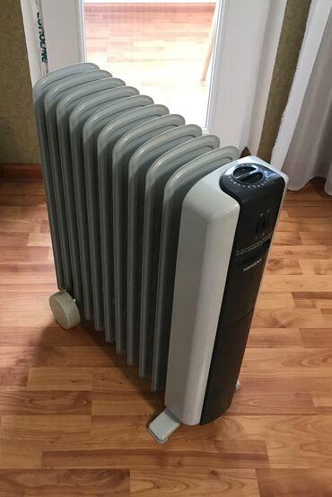 Радиатор SIMENS10 секций,оригинал.б/у