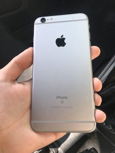 Iphone 6s plus 16 gb space gray без обмена в Бишкек